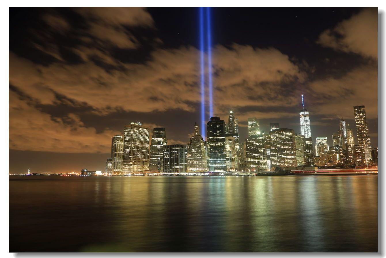 纪念9.11光柱及夜景_图1-11
