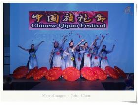 【风】浓浓中国风 - 纽约旗袍节