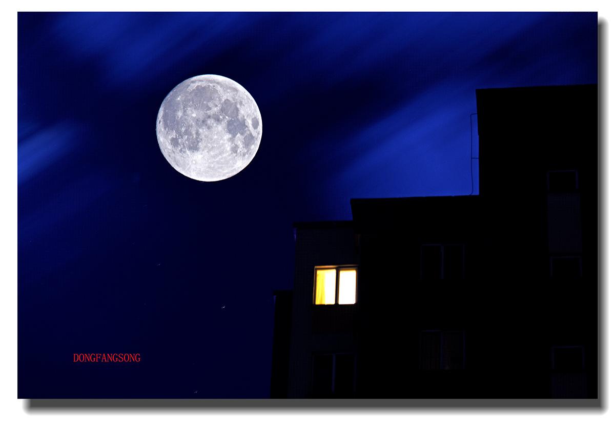 【東方頌0065】摘一轮十五的月亮献给我的朋友们!_图1-1