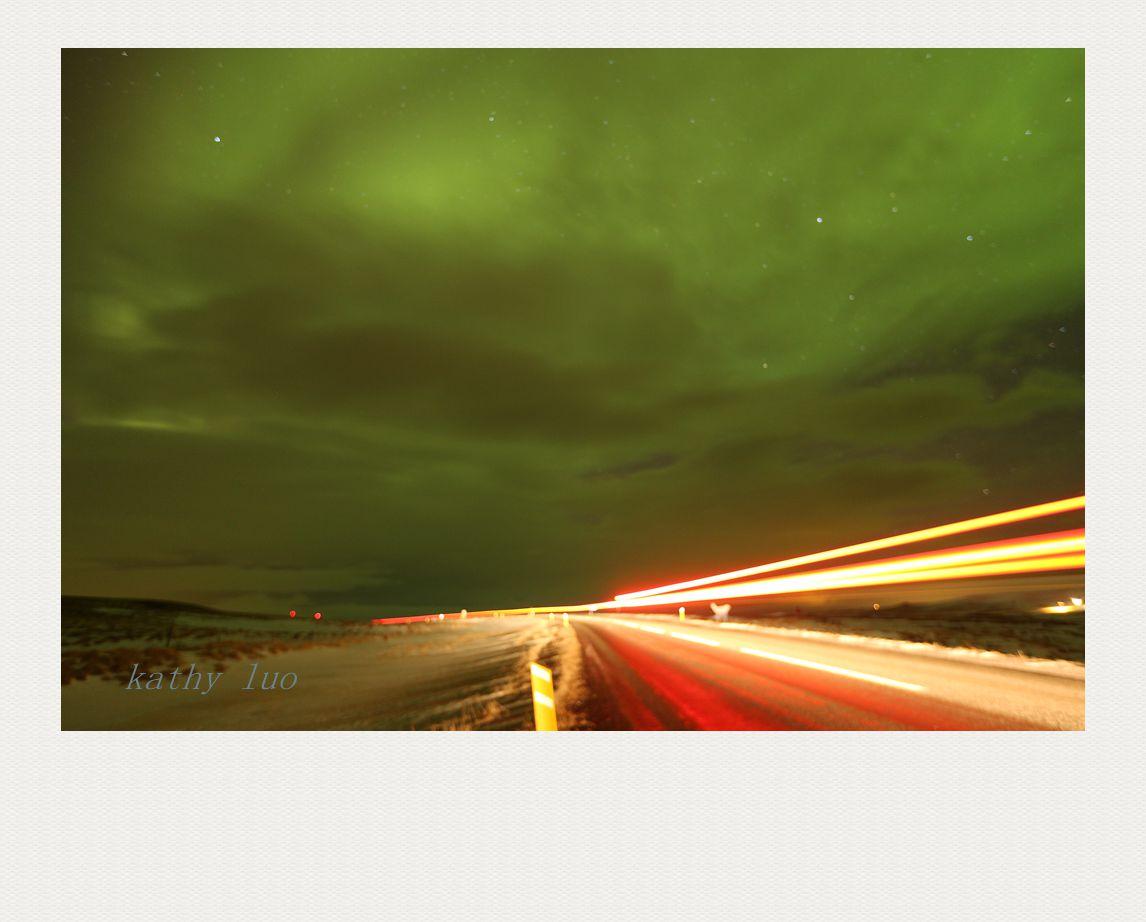 【小虫摄影】北极光在冰岛