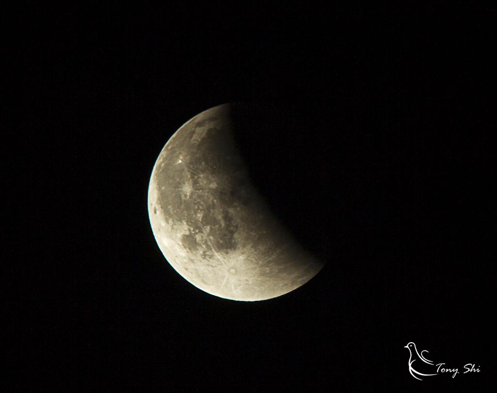 见证天文奇观【超级月亮+月全食】_图1-14