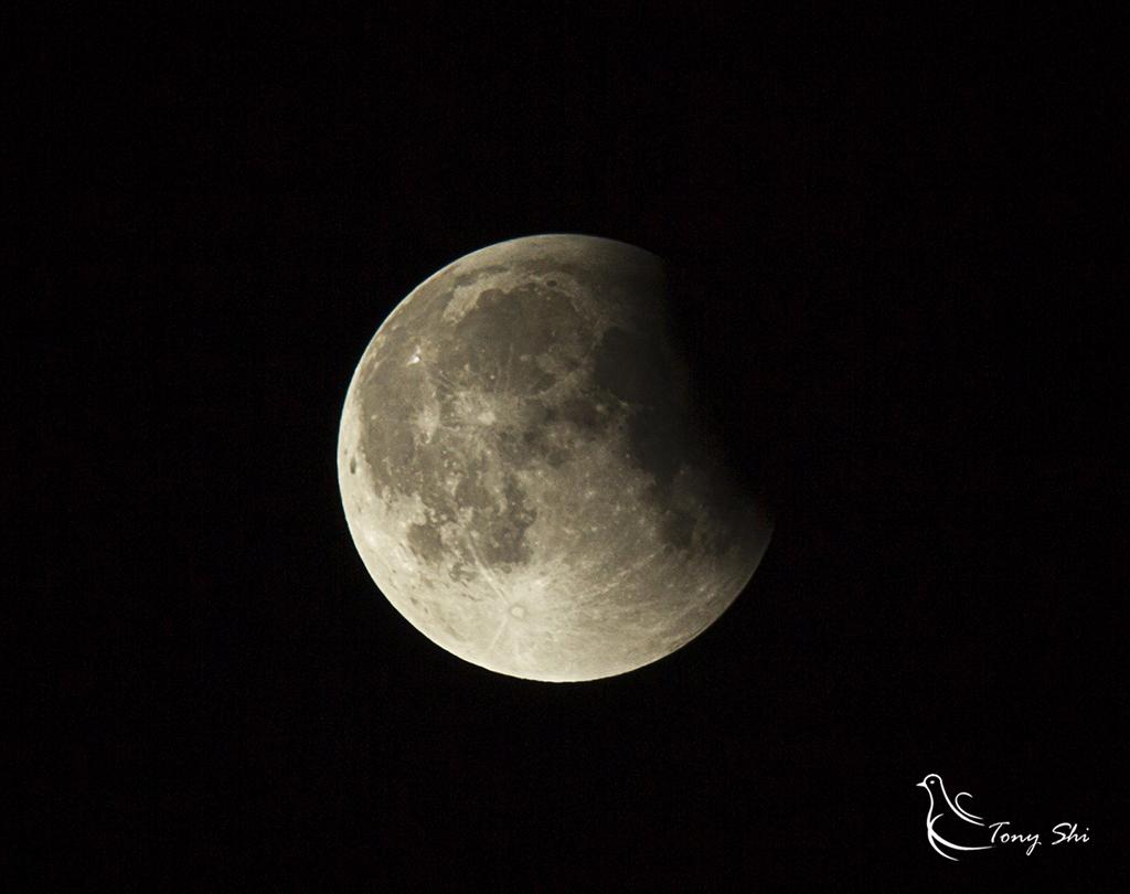 见证天文奇观【超级月亮+月全食】_图1-15
