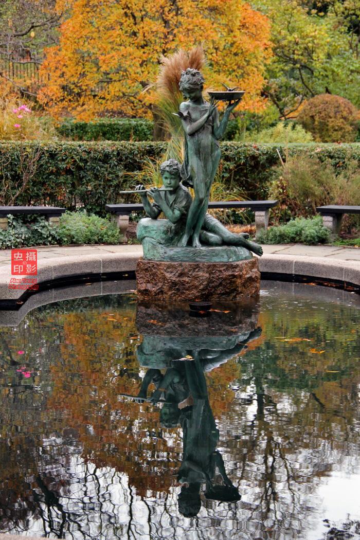 【攝影蟲】紐約中央公園紅葉舞秋風_图1-11