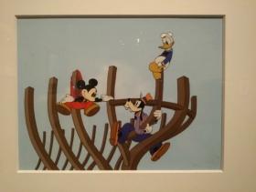 迪士尼画稿