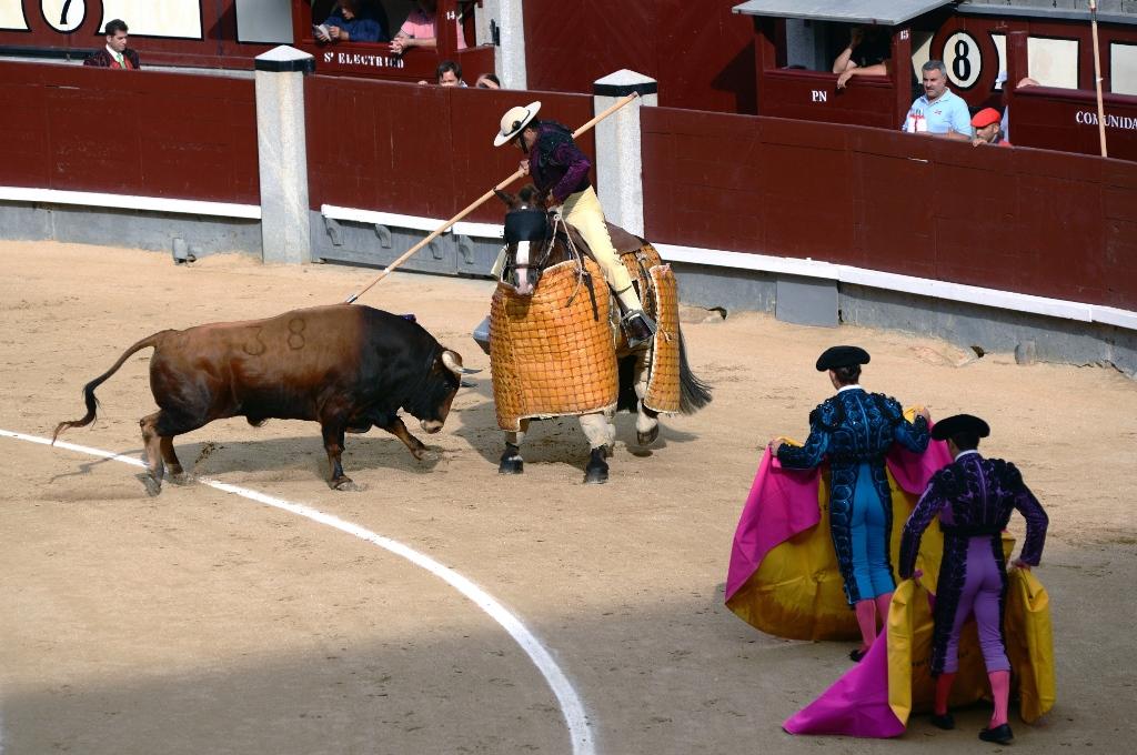 激情西班牙:午后的非正常死亡_图1-4