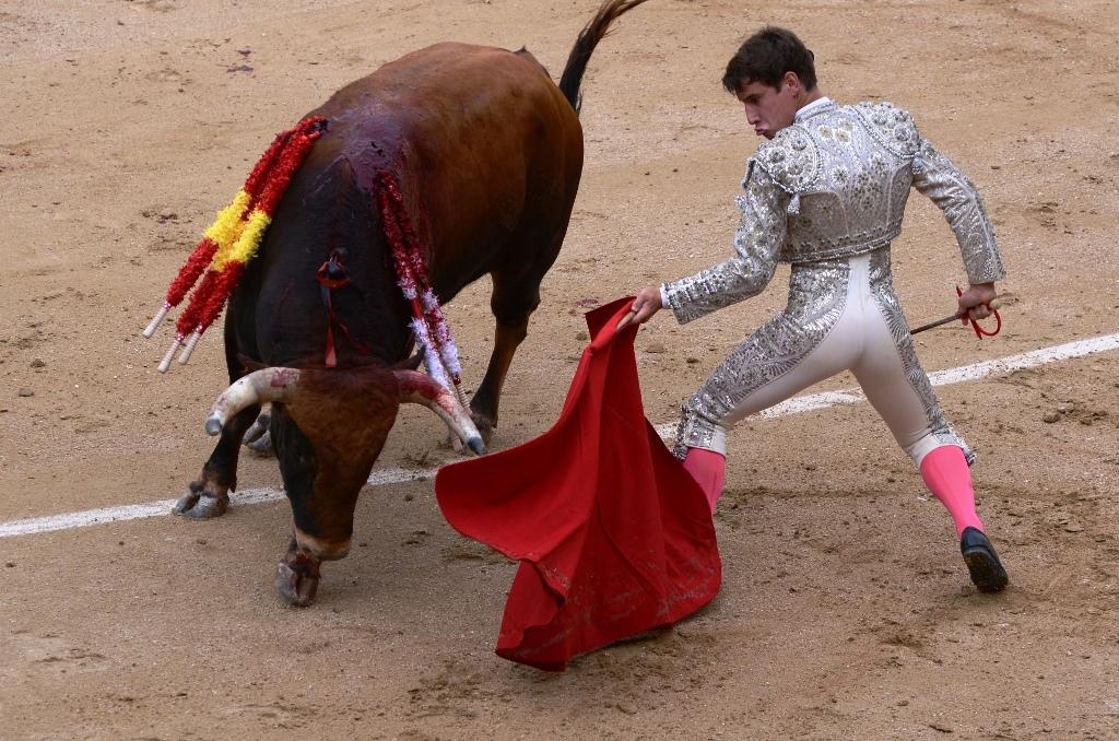 激情西班牙:午后的非正常死亡_图1-6