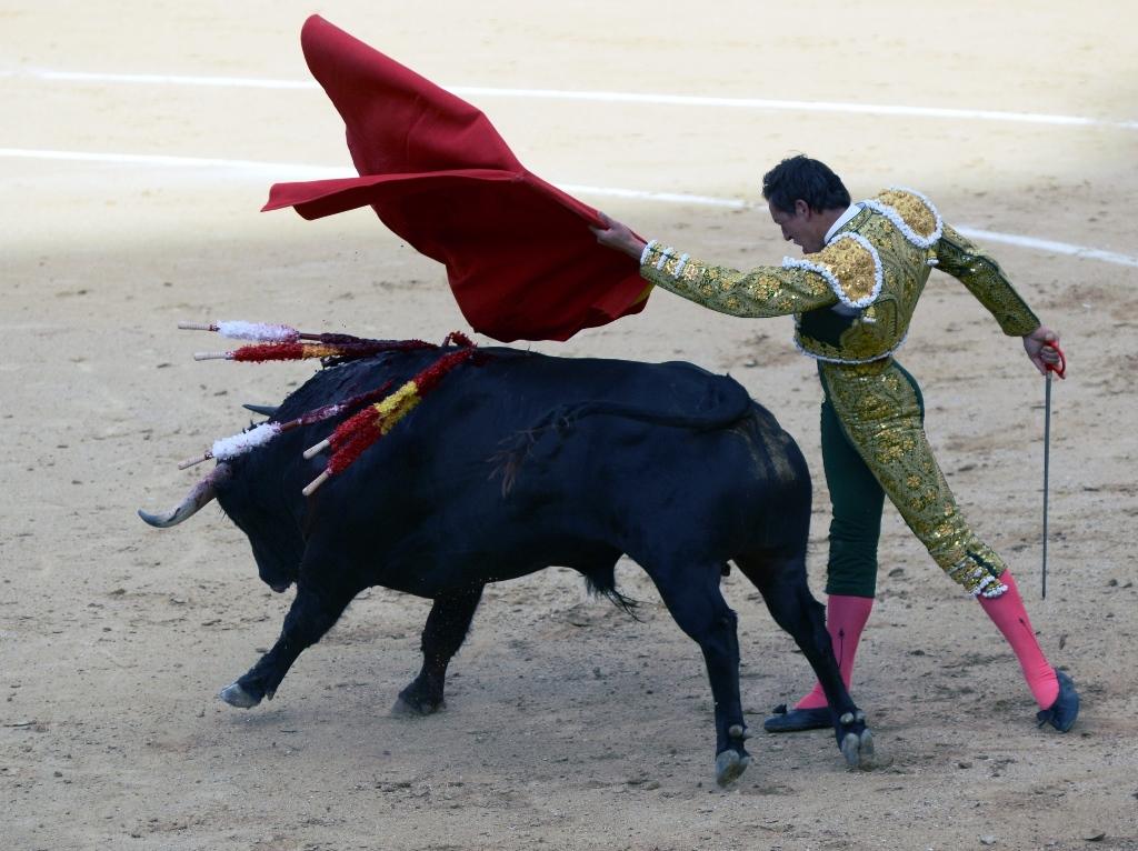 激情西班牙:午后的非正常死亡_图1-12