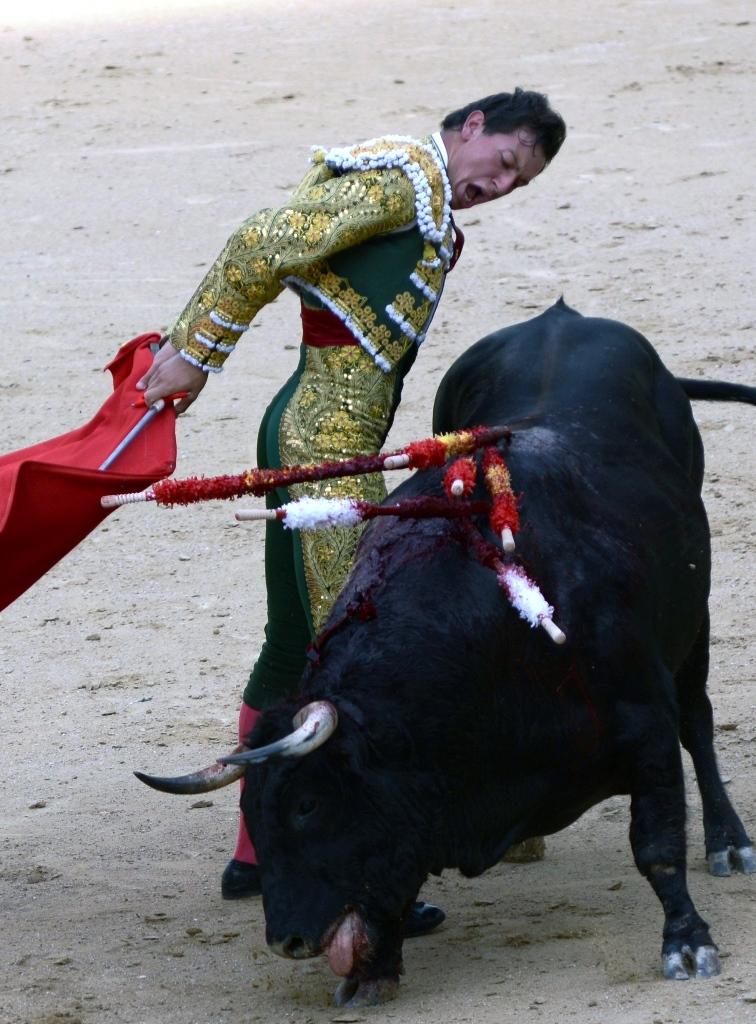 激情西班牙:午后的非正常死亡_图1-13