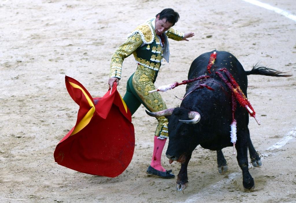 激情西班牙:午后的非正常死亡_图1-14