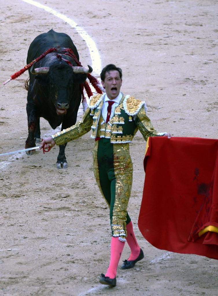 激情西班牙:午后的非正常死亡_图1-15
