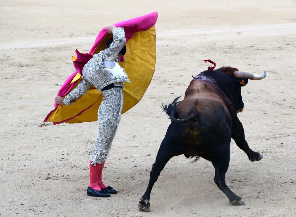 激情西班牙:午后的非正常死亡_图1-19