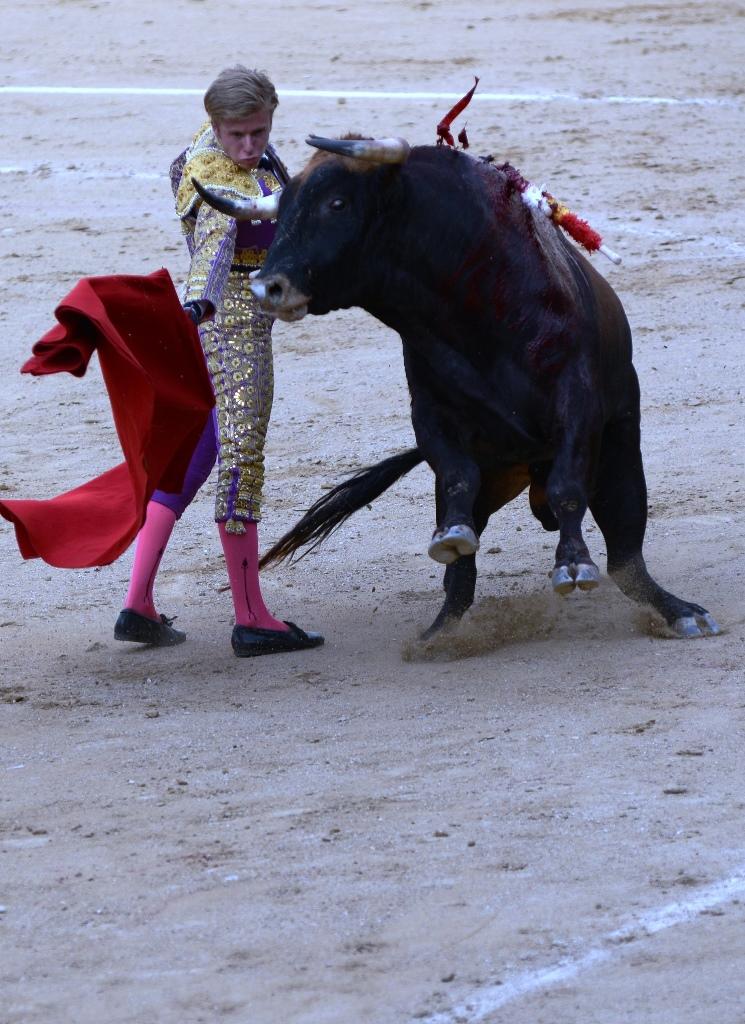 激情西班牙:午后的非正常死亡_图1-22