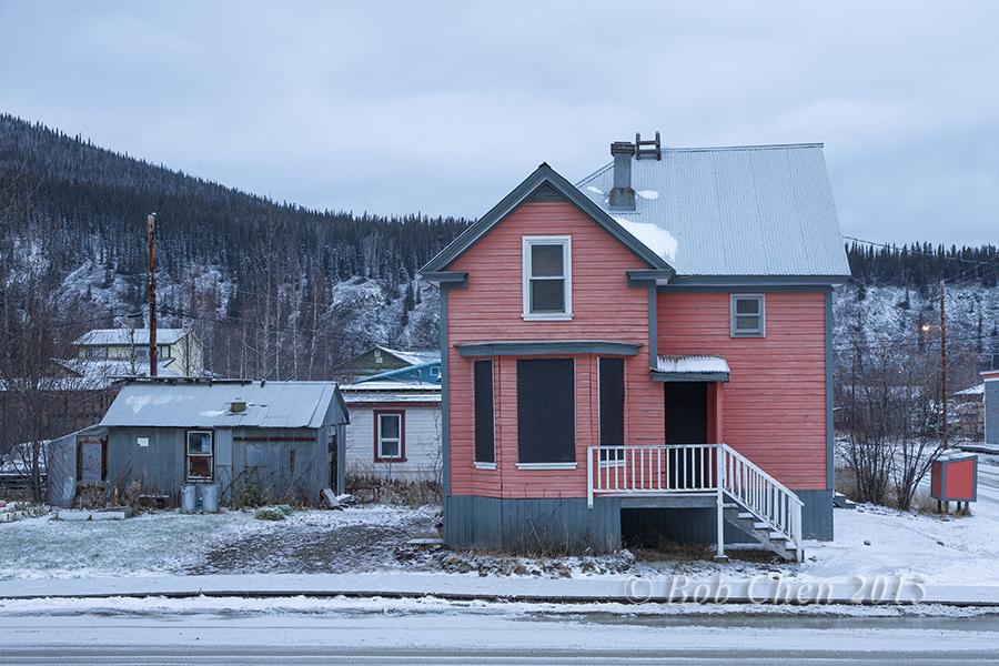 [海洋攝影] 加拿大北疆小鎮 Dawson City_图1-42