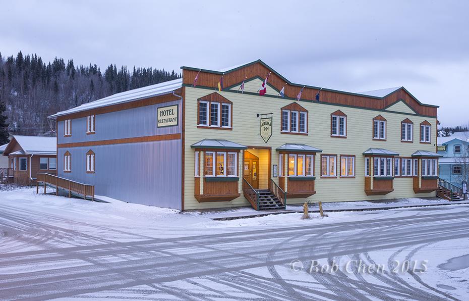 [海洋攝影] 加拿大北疆小鎮 Dawson City_图1-41