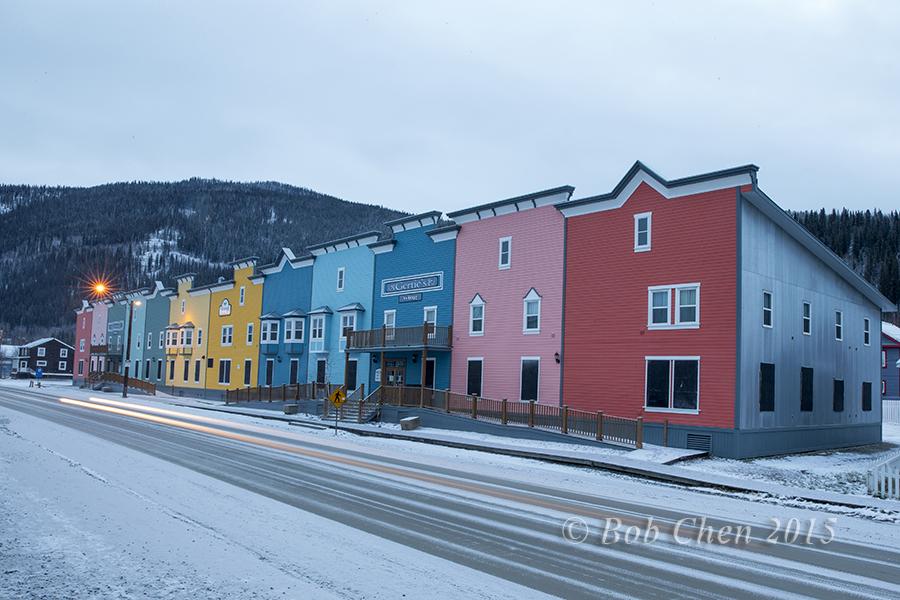 [海洋攝影] 加拿大北疆小鎮 Dawson City_图1-39