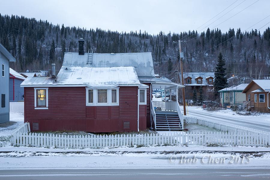 [海洋攝影] 加拿大北疆小鎮 Dawson City_图1-38