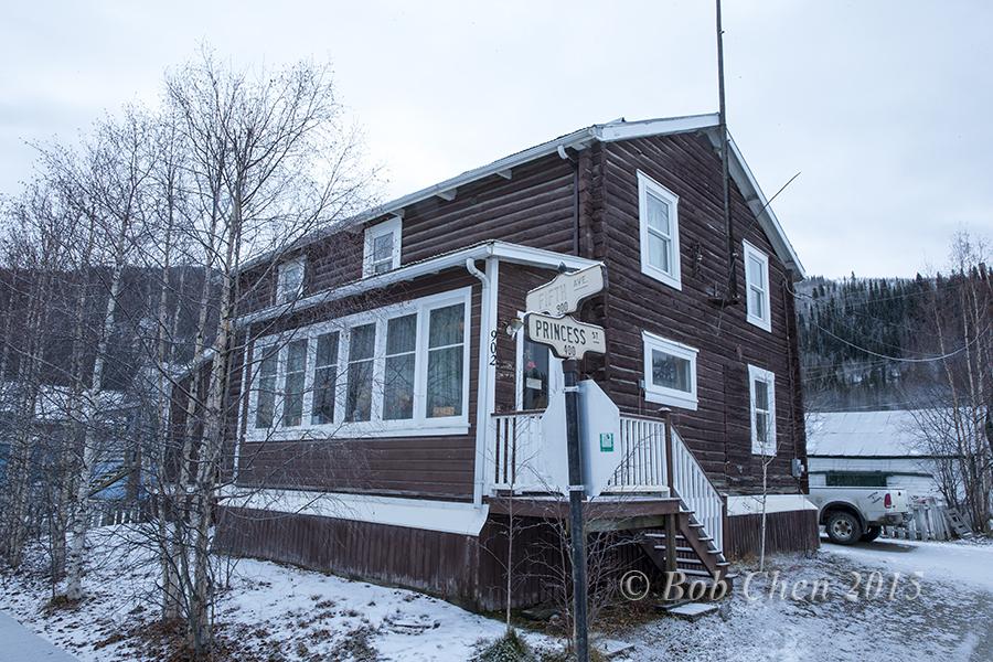 [海洋攝影] 加拿大北疆小鎮 Dawson City_图1-35