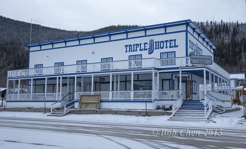 [海洋攝影] 加拿大北疆小鎮 Dawson City_图1-34