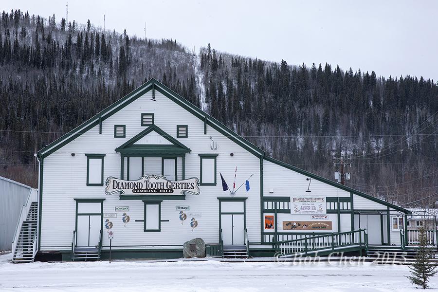 [海洋攝影] 加拿大北疆小鎮 Dawson City_图1-1