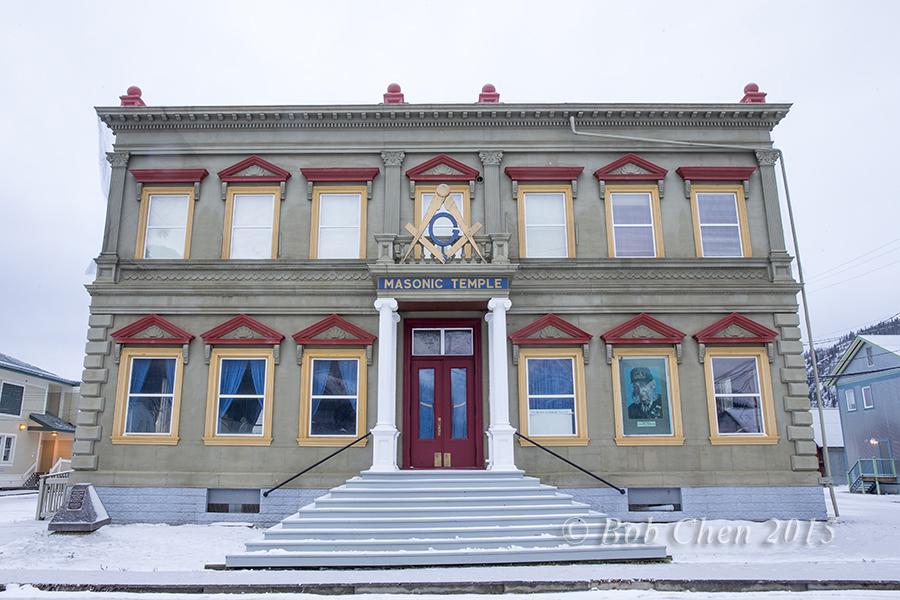 [海洋攝影] 加拿大北疆小鎮 Dawson City_图1-2