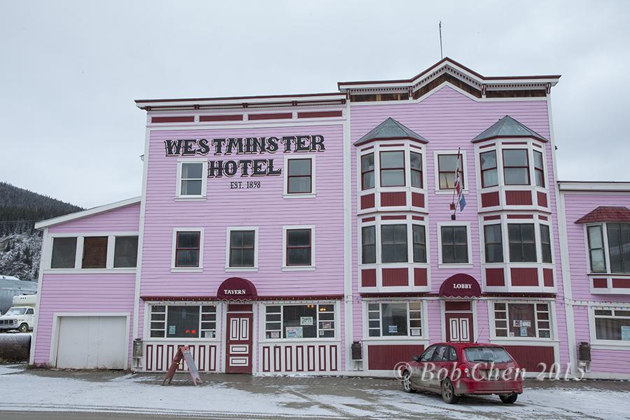 [海洋攝影] 加拿大北疆小鎮 Dawson City_图1-31