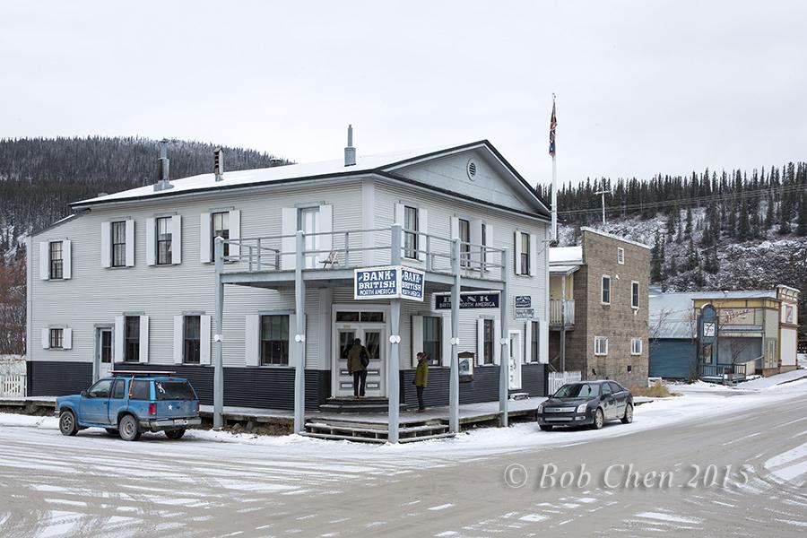[海洋攝影] 加拿大北疆小鎮 Dawson City_图1-27