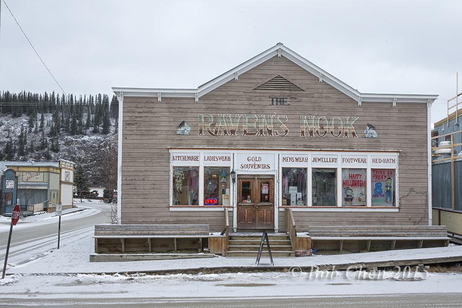[海洋攝影] 加拿大北疆小鎮 Dawson City_图1-26