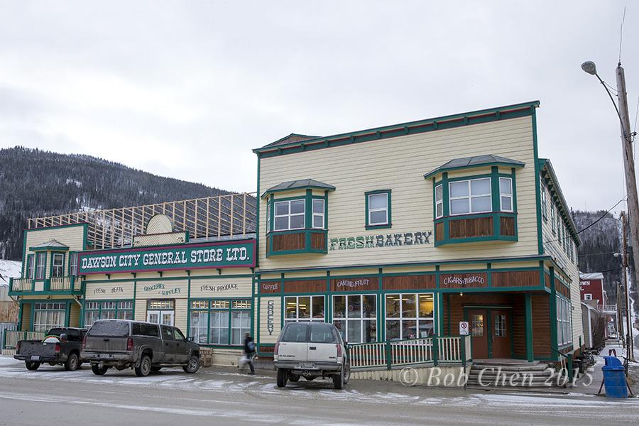 [海洋攝影] 加拿大北疆小鎮 Dawson City_图1-24