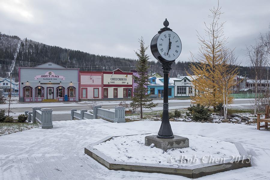 [海洋攝影] 加拿大北疆小鎮 Dawson City_图1-22