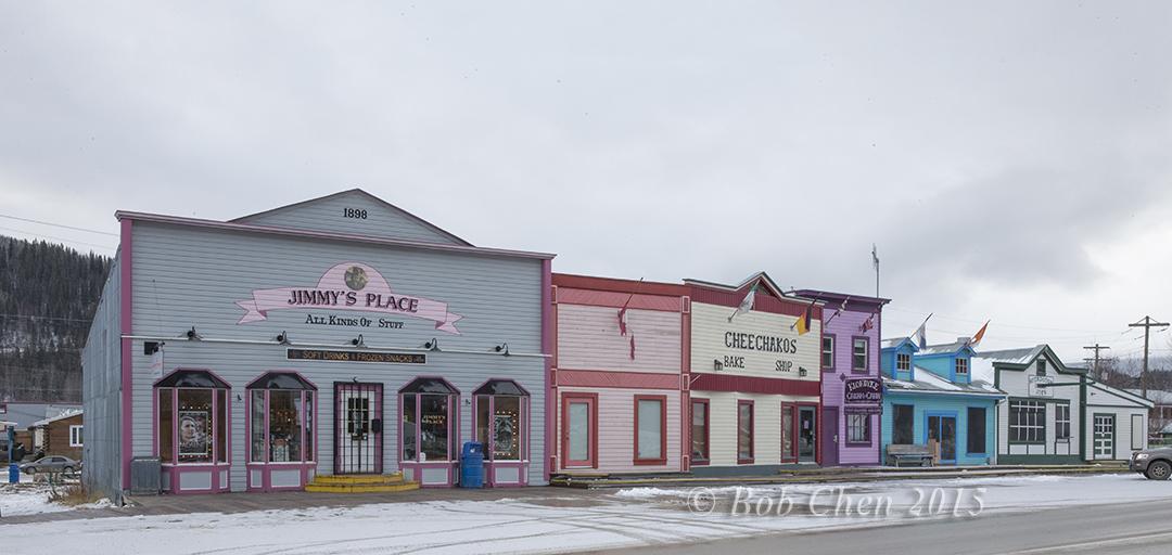 [海洋攝影] 加拿大北疆小鎮 Dawson City_图1-19