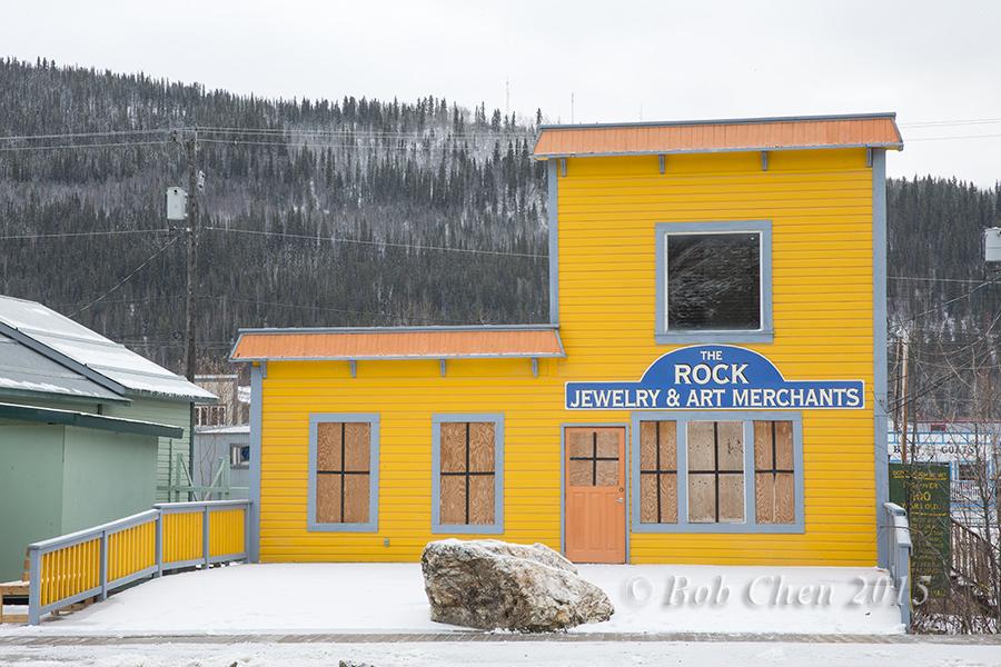 [海洋攝影] 加拿大北疆小鎮 Dawson City_图1-18
