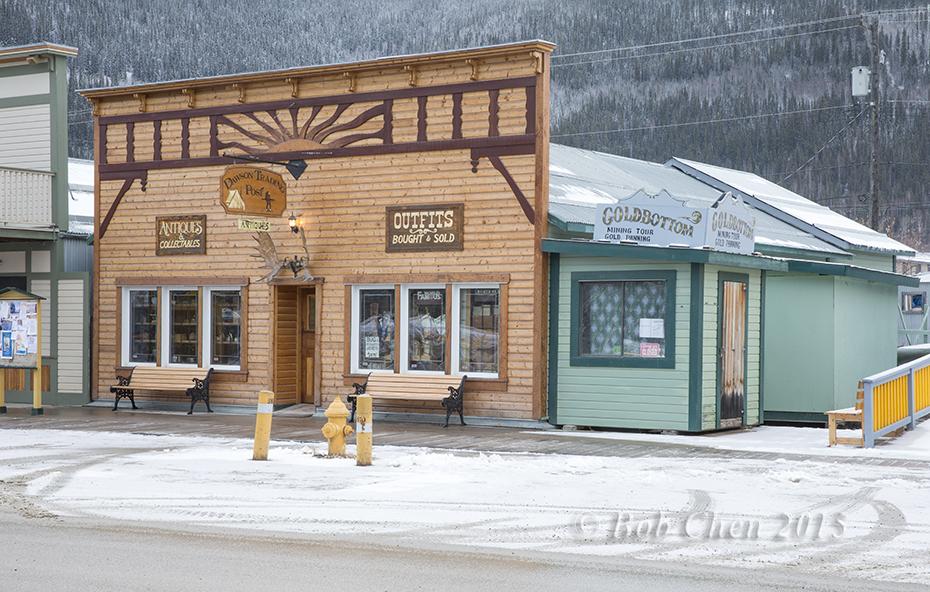 [海洋攝影] 加拿大北疆小鎮 Dawson City_图1-17