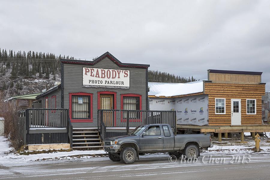 [海洋攝影] 加拿大北疆小鎮 Dawson City_图1-16