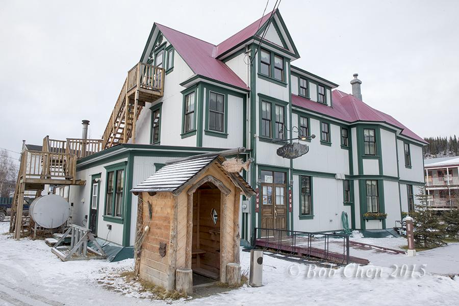 [海洋攝影] 加拿大北疆小鎮 Dawson City_图1-14