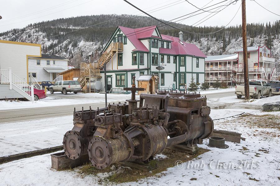 [海洋攝影] 加拿大北疆小鎮 Dawson City_图1-13