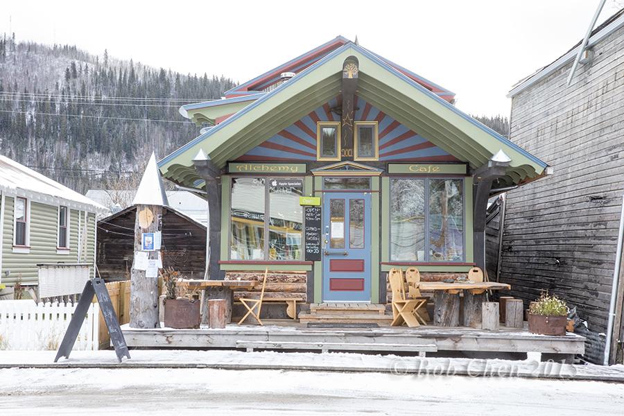 [海洋攝影] 加拿大北疆小鎮 Dawson City_图1-11