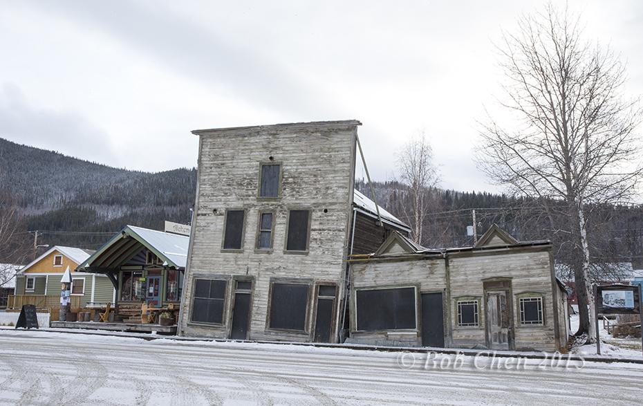 [海洋攝影] 加拿大北疆小鎮 Dawson City_图1-10