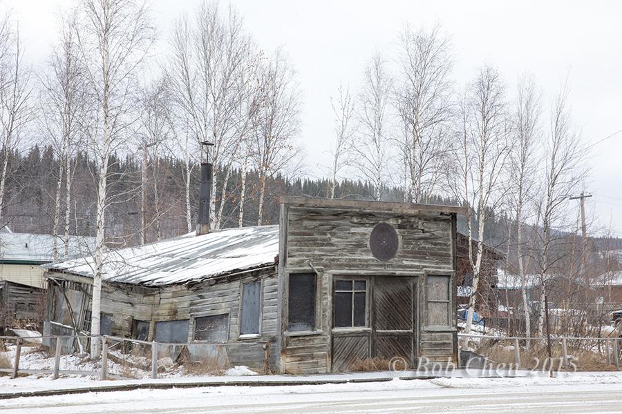 [海洋攝影] 加拿大北疆小鎮 Dawson City_图1-9