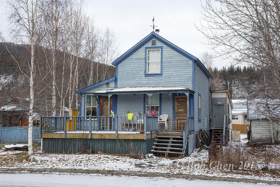 [海洋攝影] 加拿大北疆小鎮 Dawson City_图1-8