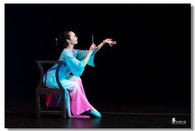 〖梦游摄影〗古典独舞《点降唇》