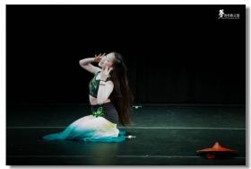 〖梦游摄影〗傣族独舞《秀发伊人,在水一方