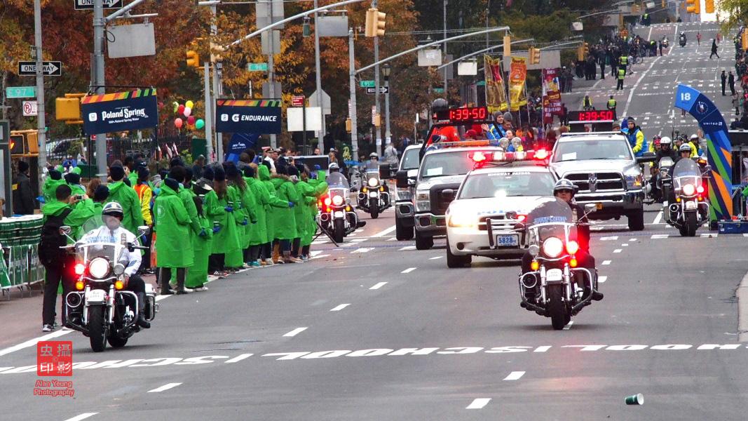 【攝影蟲】2015紐約市TCS馬拉松實拍_图1-2
