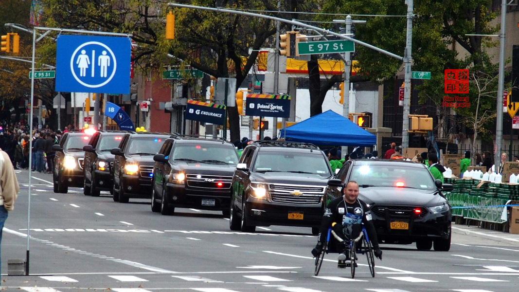 【攝影蟲】2015紐約市TCS馬拉松實拍_图1-9
