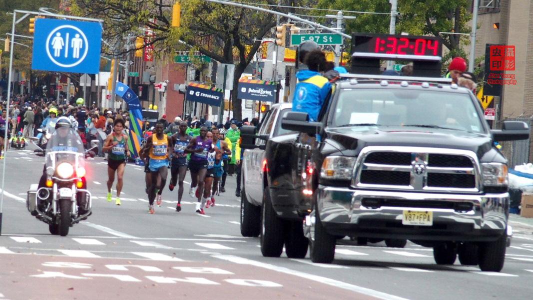 【攝影蟲】2015紐約市TCS馬拉松實拍_图1-11