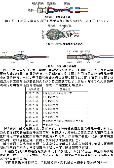 民兵地雷爆破教材_图1-92