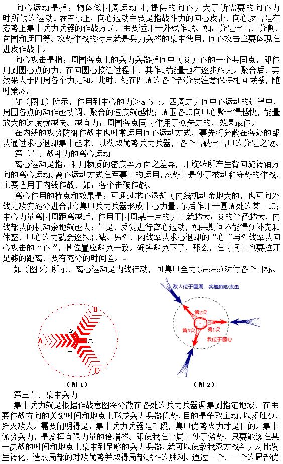 指挥作战的一般原理与原则_图1-2