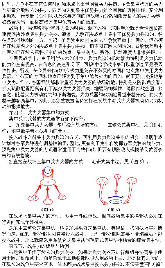 指挥作战的一般原理与原则_图1-4