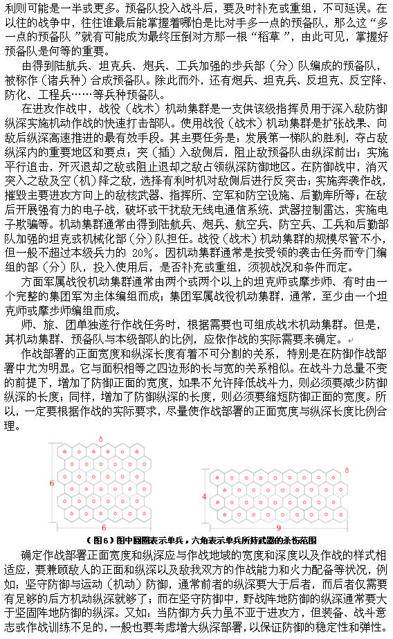 指挥作战的一般原理与原则_图1-7