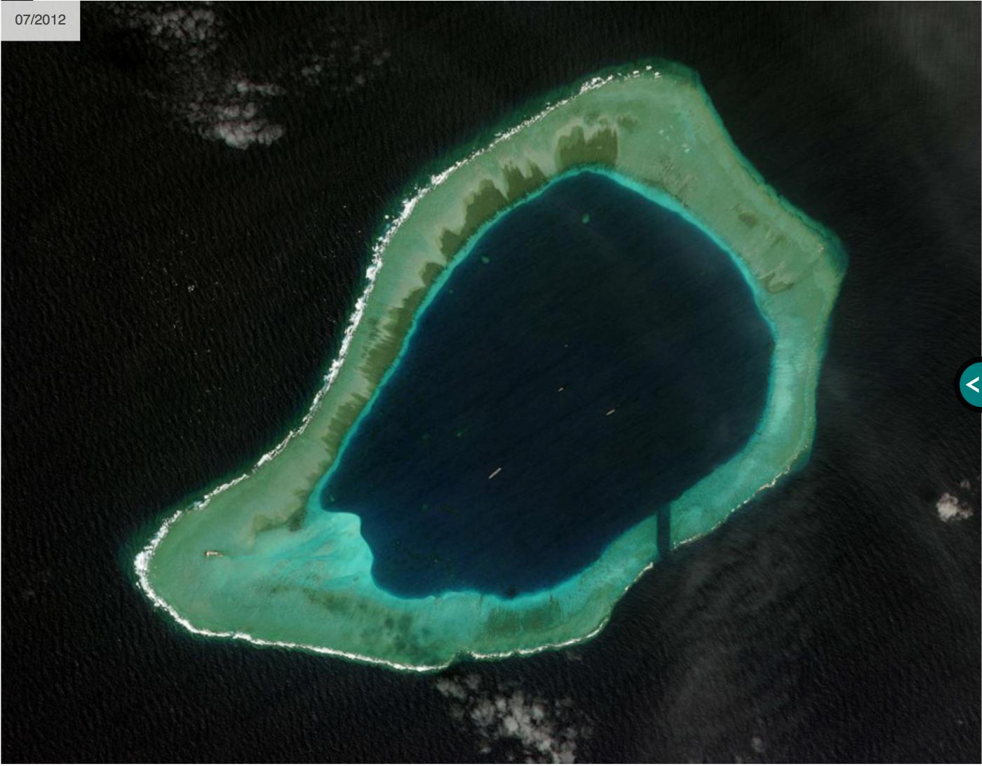 "BBC记者窥探中属""人造岛礁""实录_图1-8"
