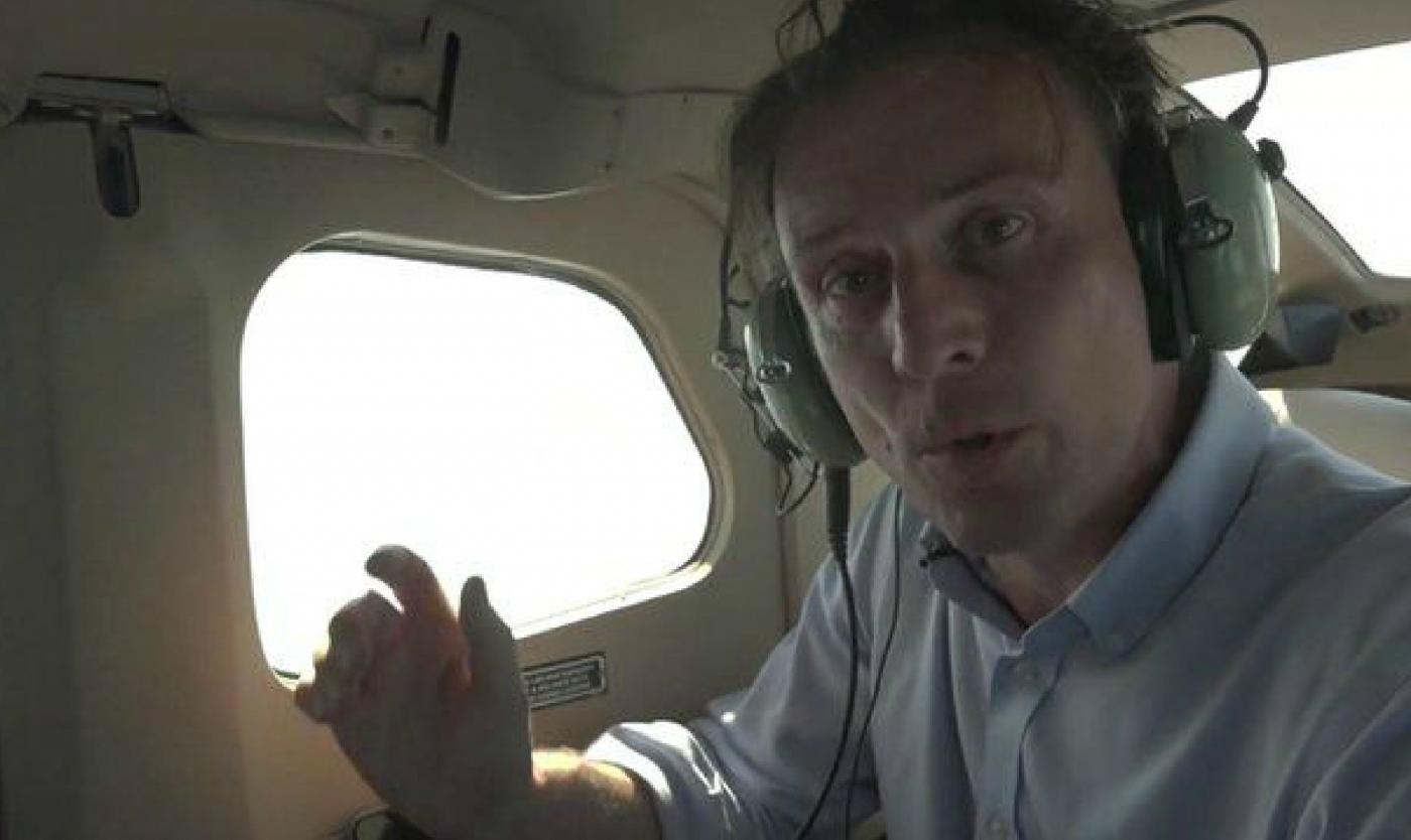 "BBC记者窥探中属""人造岛礁""实录_图1-1"
